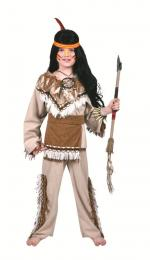 INDIAN SIOUX BOY 2pcs with apron