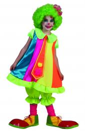 clown silly billly meisje