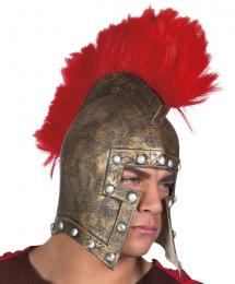 Latex helm Centurion rubber