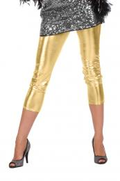 Legging folie goud