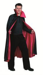 CAPE DRACULA BLACK RED merida