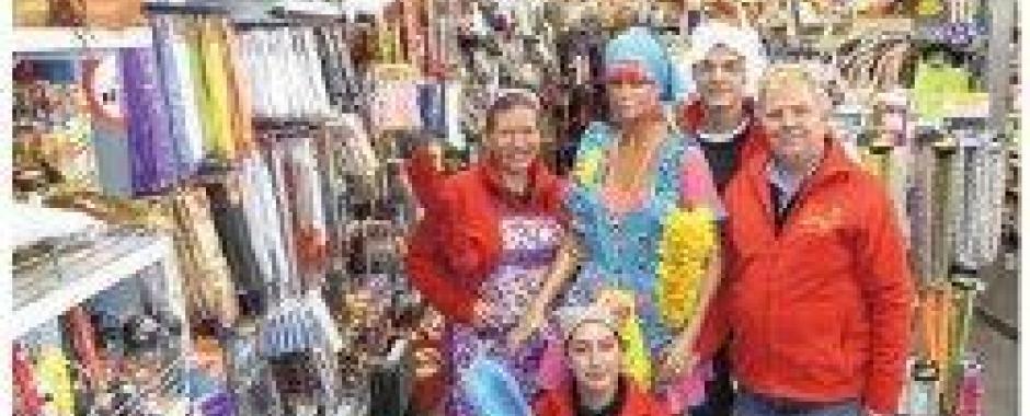 Feestartikelen Liebaut - verkleedkledij, kostuums en accessoires