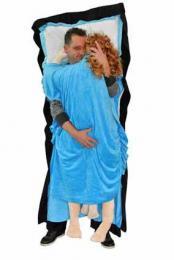 Kostuum MAKE LOVE WITH ME o.s.f.a.