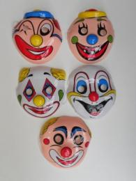 KINDERMASKER CLOWN