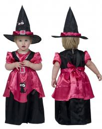 WITCH CANDY with belt and hat