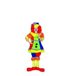 CLOWN OLIVIA 2pcs with hat