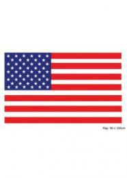 USA VLAG 90X150 CM